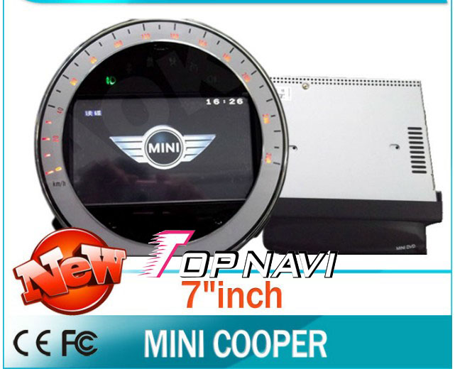 autoradio car dvd for bmw mini cooper 2006 2013 with gps navigation touch screen ebay. Black Bedroom Furniture Sets. Home Design Ideas